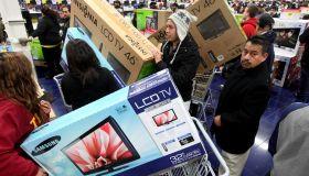 'Black Friday' Marks Start Of Holiday Shopping Season