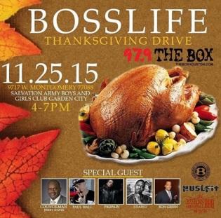 BossLife Thanksgiving