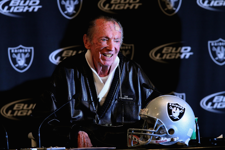 Oakland Raiders Promote Hue Jackson to Head Coach - Press Conference