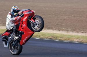 600 Supersport Bike Shoot