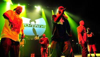 Wu-Tang Clan in concert