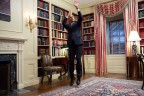 21 Of President Barack Obama's Best Photos Of 2015