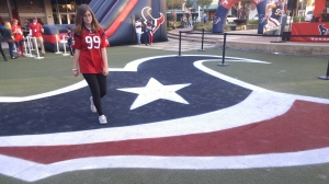 Texans Playoff Pep Rally