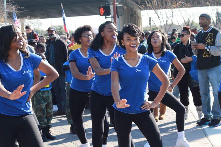 "38th Annual ""Original"" MLK Jr. Day Parade"