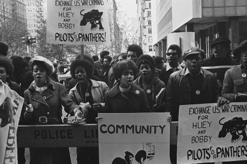 History Of The Black Panther Party Watch 979 The Box