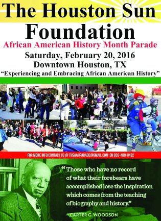 African American History Month Parade