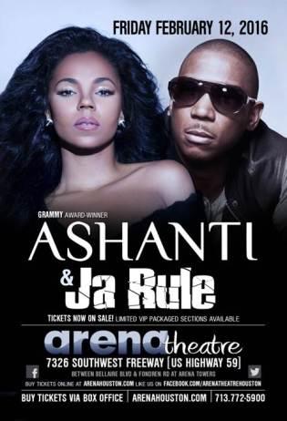 Ashanti & Ja Rule
