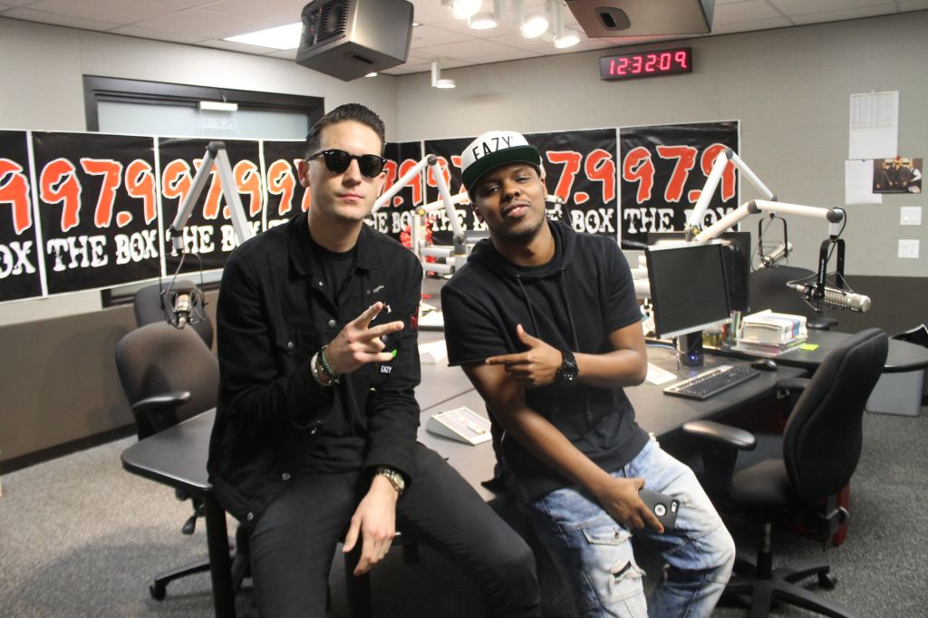 G-Eazy & Amir Diamond