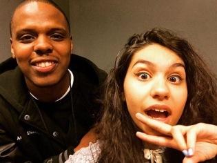 Alessia & Amir Diamond
