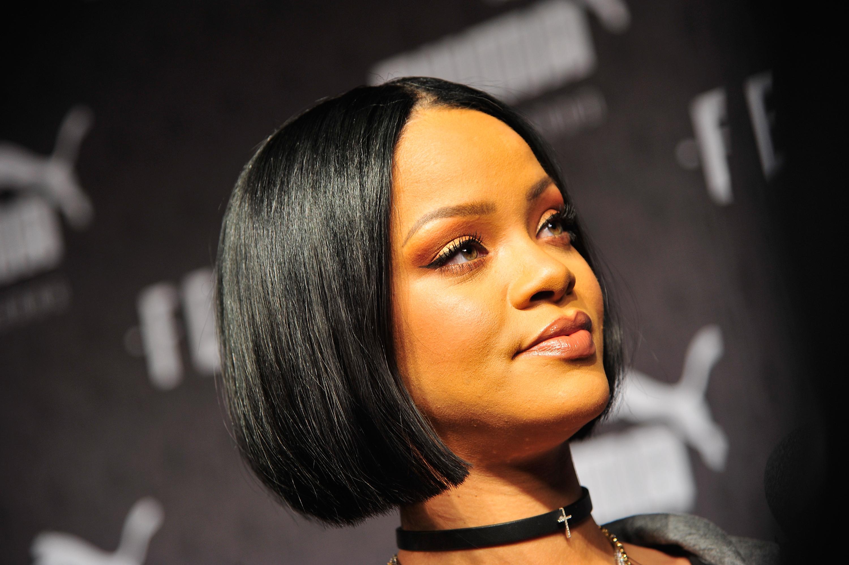 FENTY x PUMA by Rihanna - Arrivals - Fall 2016 New York Fashion Week