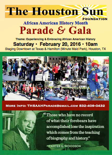 The Houston Sun Parade & Gala