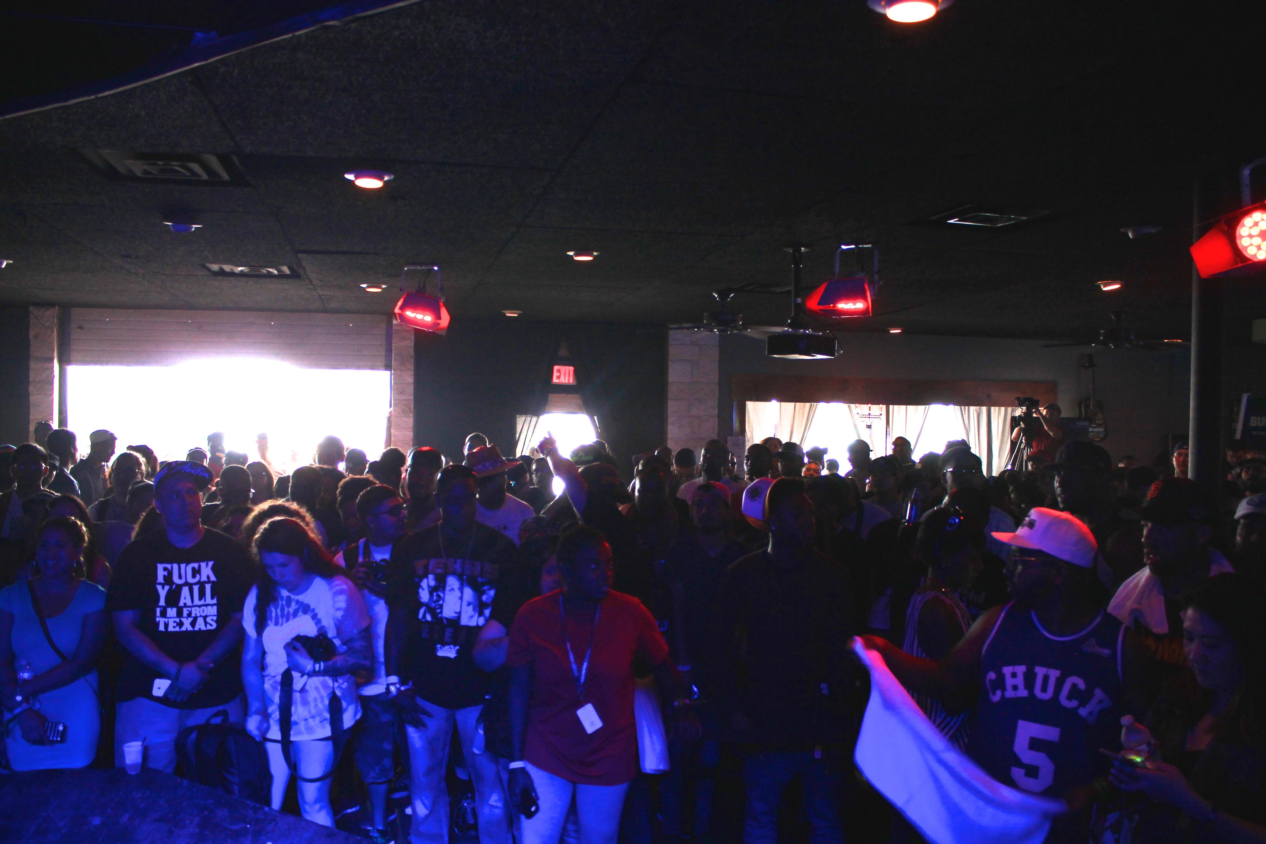 Pimp C SXSW Tribute