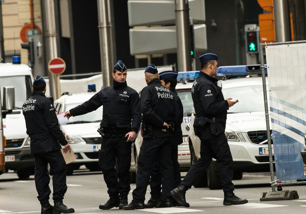 BELGIUM-UNREST-BLAST-ATTACKS