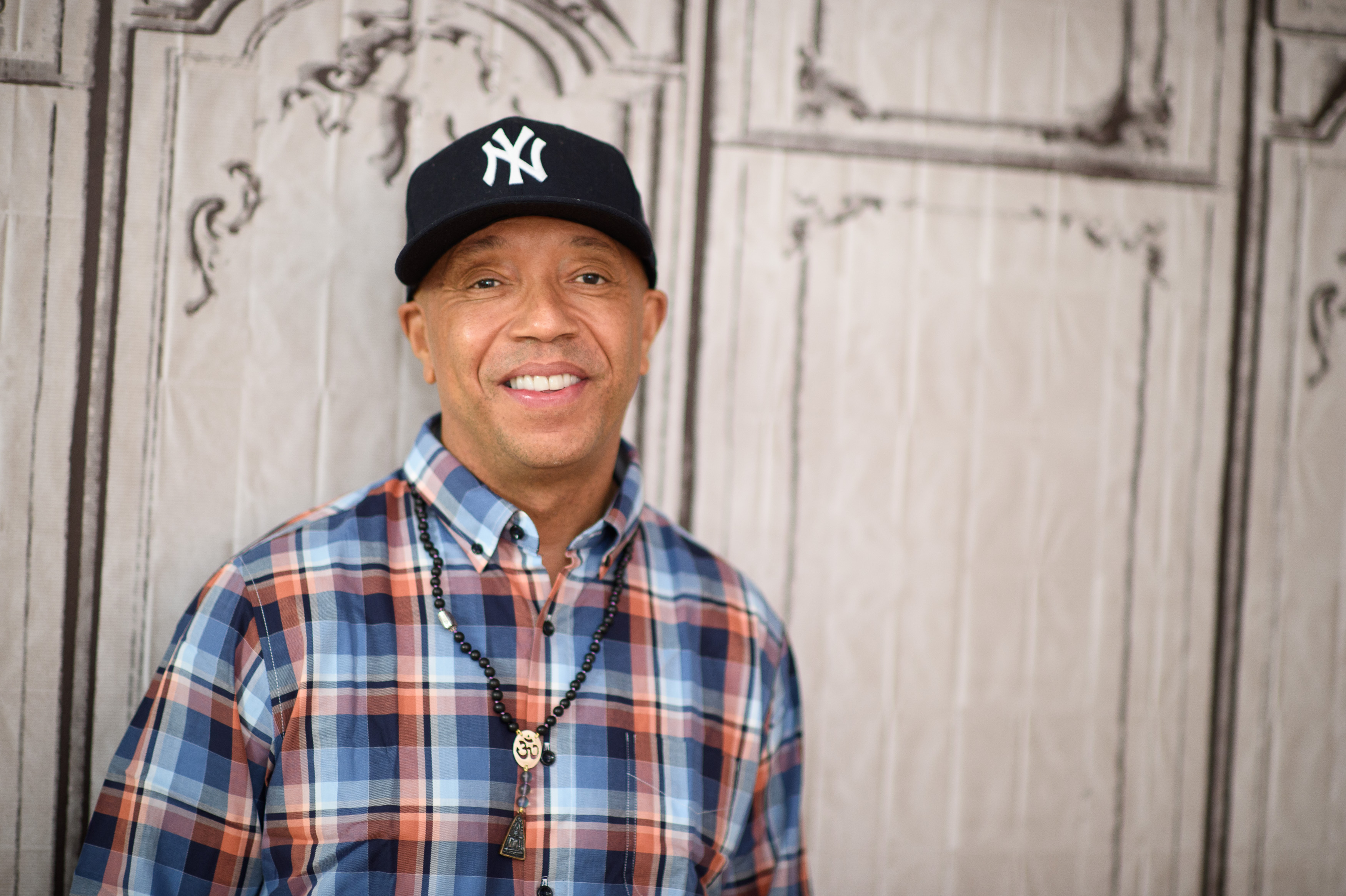 AOL Build Speakers Series - Russell Simmons, 'The Happy Vegan'