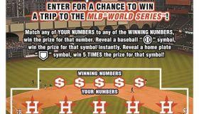Houston Astros Lottery Ticket