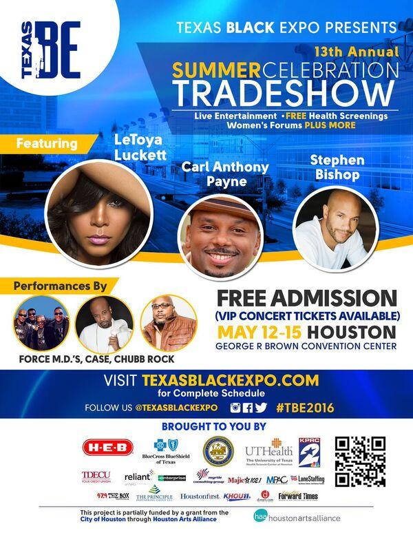 13th Annual Summer Celebration Tradeshow