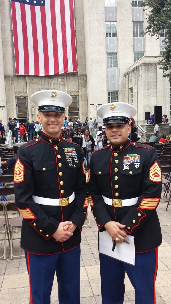 2015 Houston Salutes American Heroes