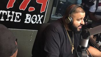 DJ Khaled 97.9 Takeover