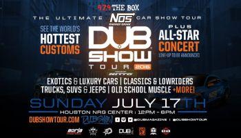 Dub Car Show 2016 Houston DL