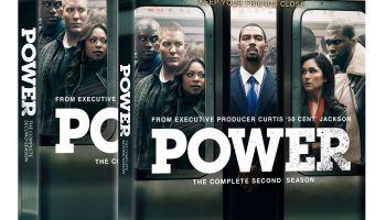 POWER SEASON 2 DVD