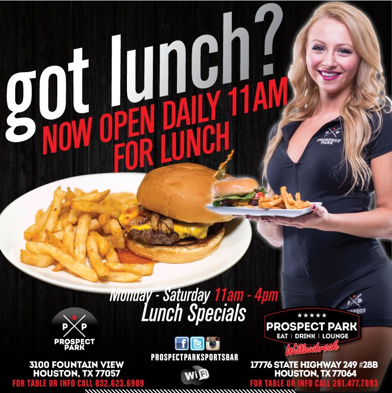 Prospect Park Got Lunch