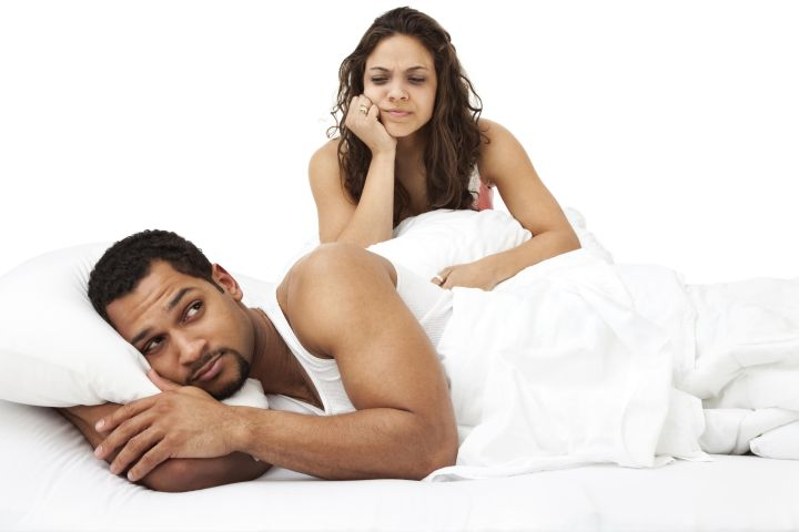 Problems in The Bedroom