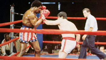 'Rocky' In Ring