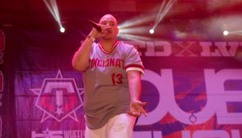 Fat Joe at 97.9's Dub Car Show
