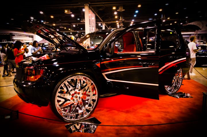 97.9's 2016 Dub Car Show