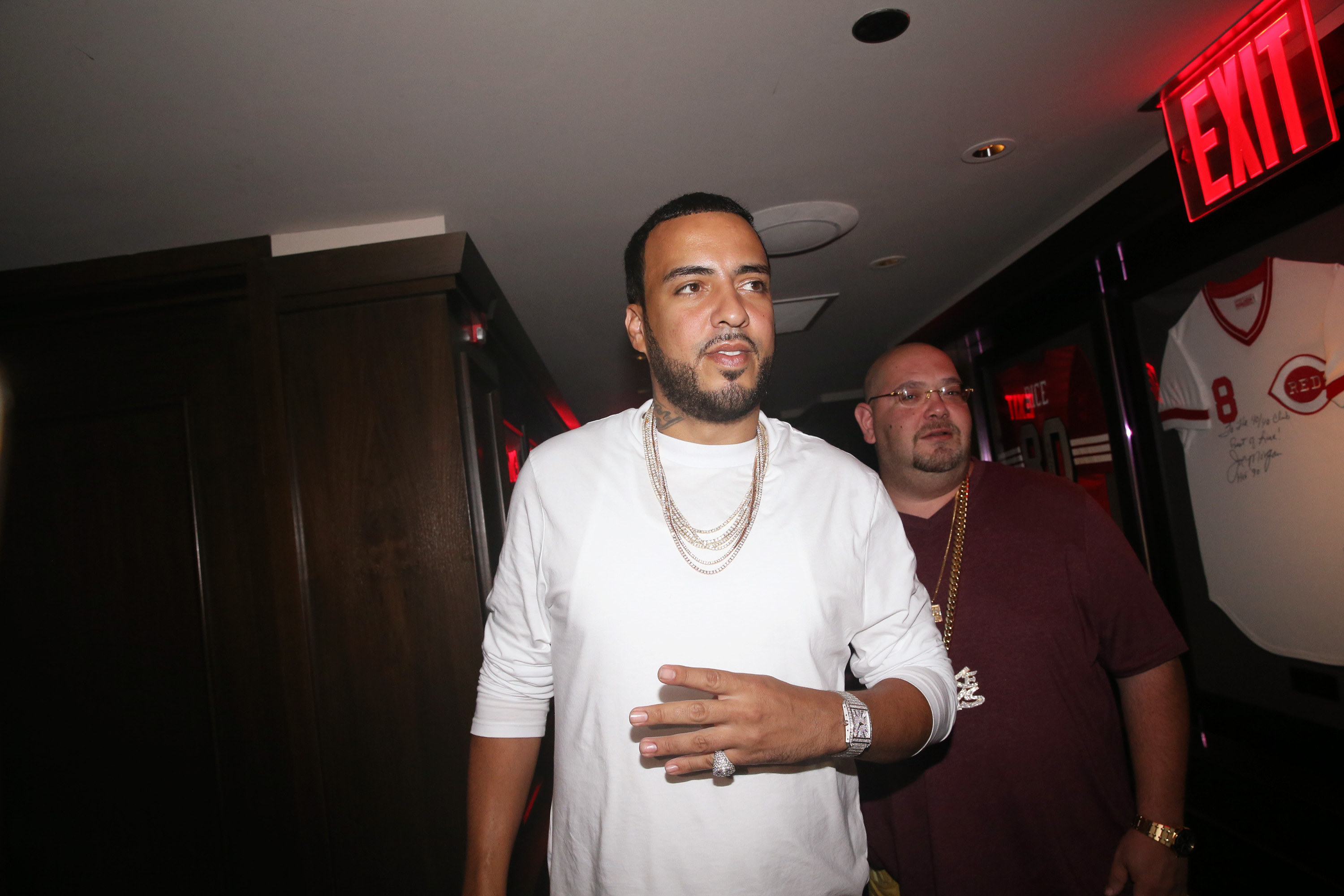 French Montana Preview Of Speed Gods