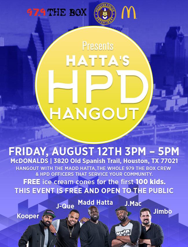 Hatta's HPD Hangout