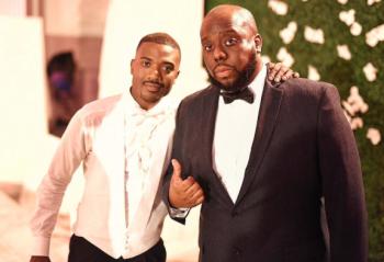 DJ Young Streetz at Ray J's wedding
