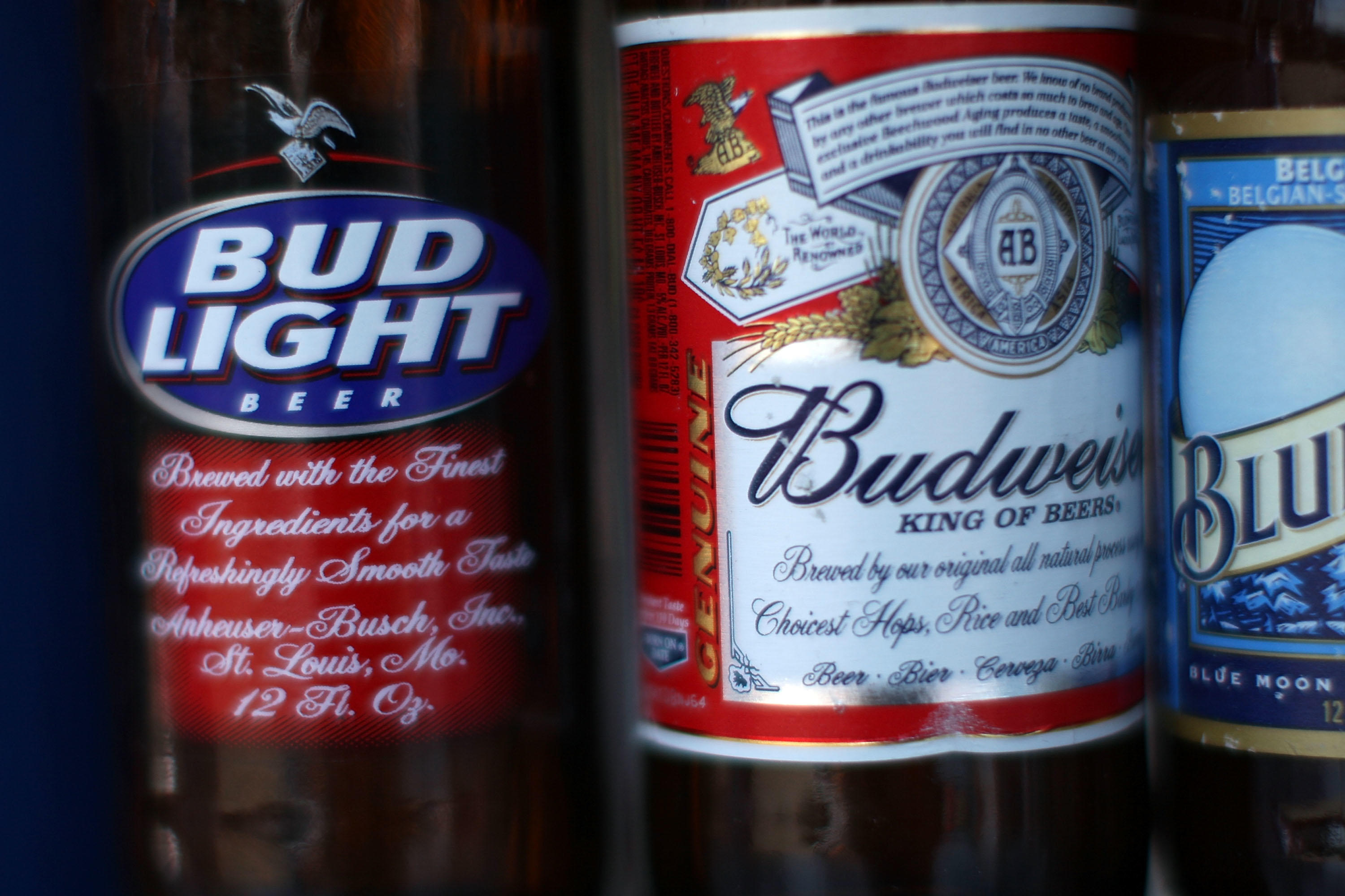 Anheuser-Busch Approaches Mexican Beer Company
