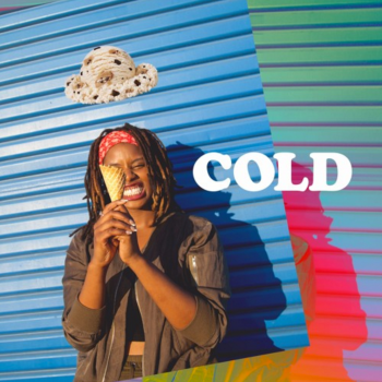 "PJ single artwork for ""Cold"""