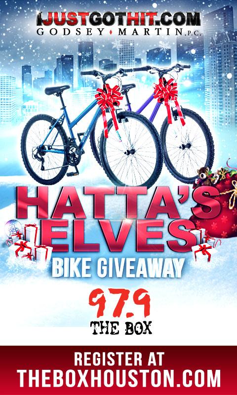 Hatta's Elves Bike Giveaway 2016