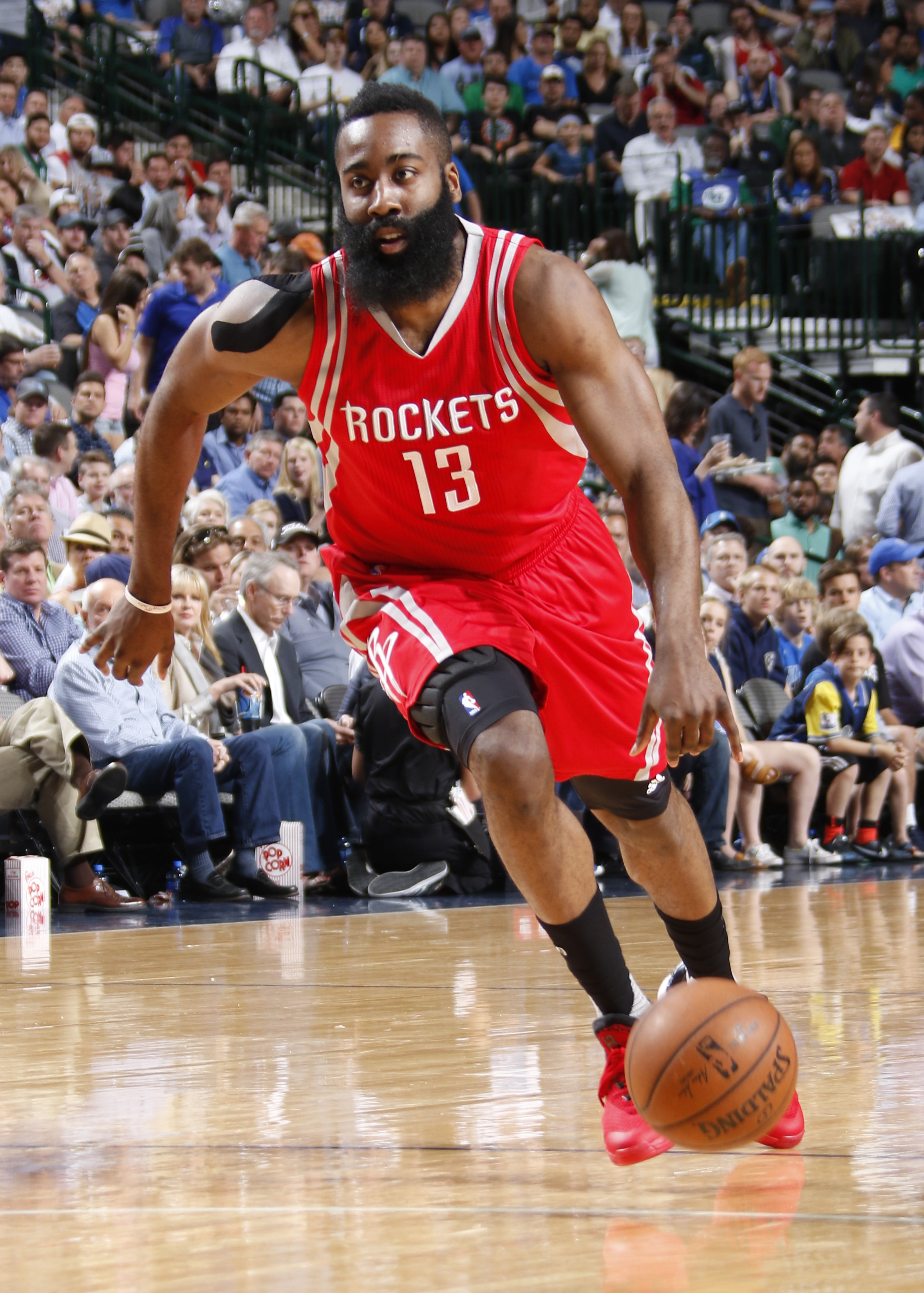 Houston Rockets v Dallas Mavericks