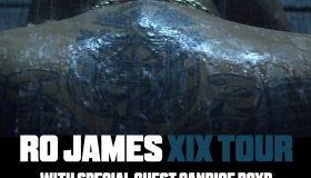 Ro James XIX Tour