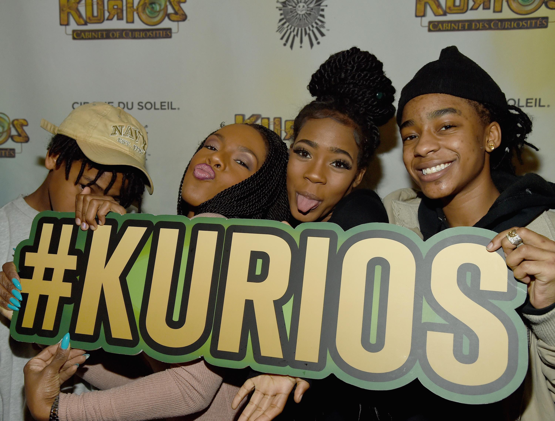 Atlanta Premiere Of Cirque du Soleil's KURIOS - Cabinet Of Curiosities