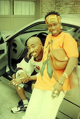 Tupac & Mother Afeni