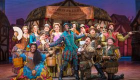 Something Rotten tour