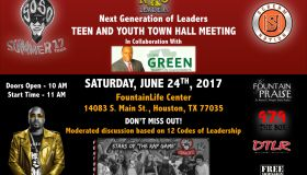 Jermaine Dupri & SoSoSummer17 Next Generation of Leaders