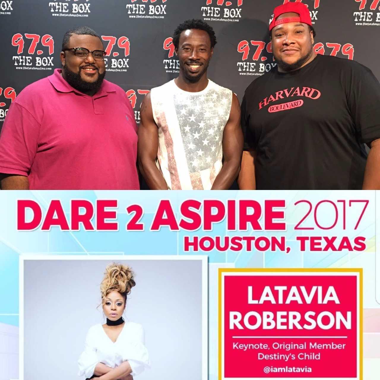 Access Houston | Father's Day | Dare 2 Aspire