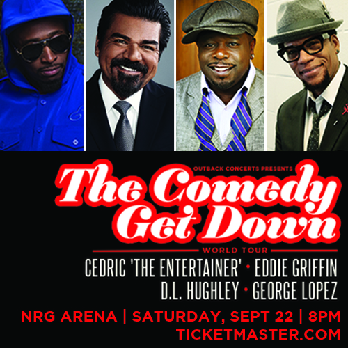 Comedy Get Down Tour