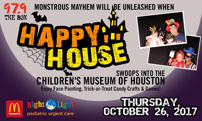Halloween Happy House