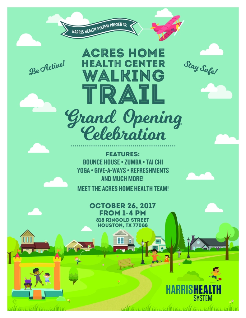 Acres Home Health Center Walking Trail