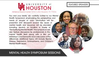 A Mental Health Symposium