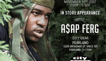 A$AP Ferg Meet & Greet