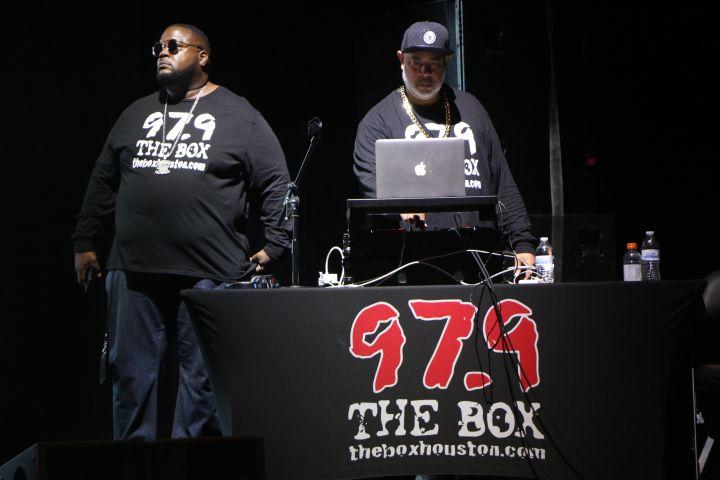 97.9 The Box jocks