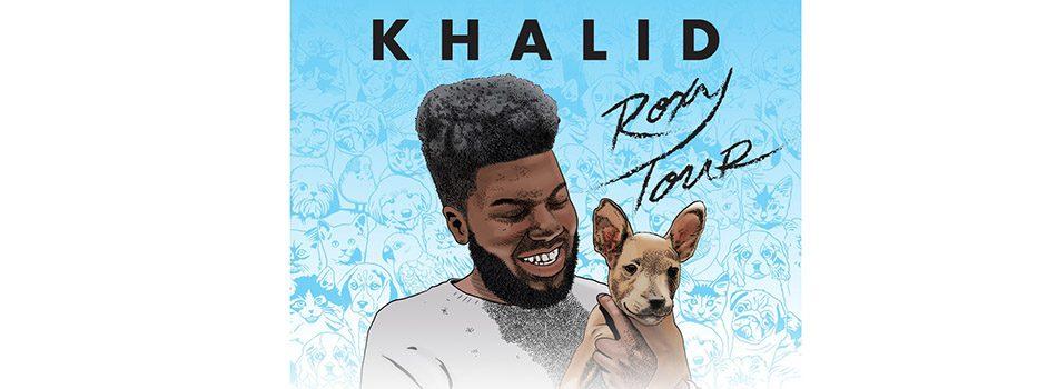 2018 Khalid Roxy Tour