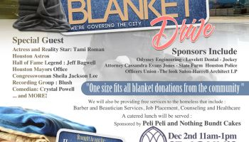 2017 Hugs in a Blanket Drive